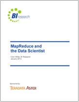 MapReduce and the Data Scientist