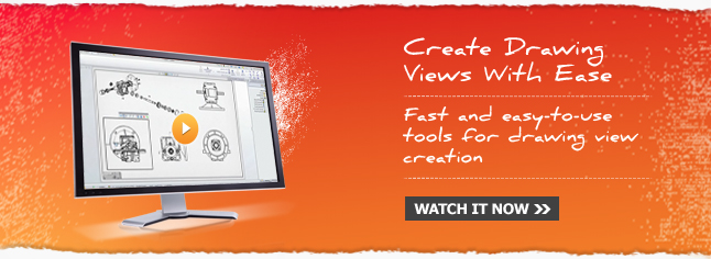 Create Drawing Views With Ease